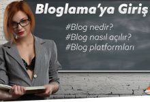 Photo of Bloglamaya Giriş Rehberi