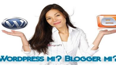 Photo of WordPress mi Blogger mi?